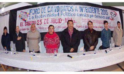 Los precandidatos a las PASO se cruzaron en el primer debate