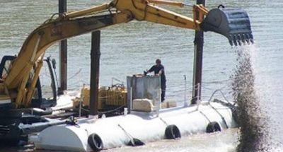 Piden que se evalúe el impacto ambiental que tendrá el dragado del Río Uruguay