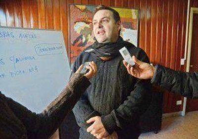 Bongiovani no quiere listas colectoras en apoyo al MPN