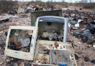 S�lo el 3% de la basura electr�nica se recicla