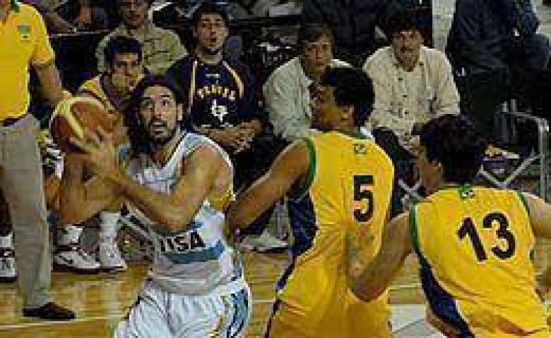 Argentina campe�n del S�per 4.
