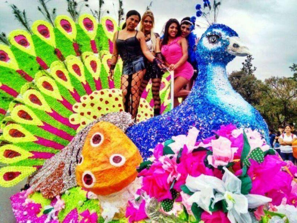 Hoy se realiza el desfile de la diversidad sexual