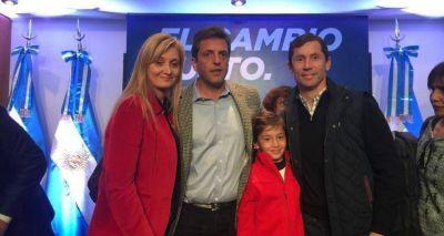 Elecciones 2015: Ramanzini con Massa en San Nicolás