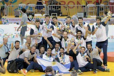 La selección argentina de voleibol venció a Brasil y ganó la medalla de oro después de 20 años