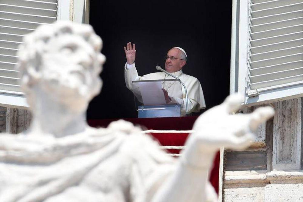 """El """"dolorido"""" llamado del Papa por los secuestrados en zonas de conflicto"""