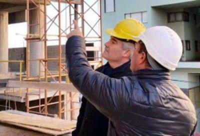 Destacan a la construcci�n en la generaci�n de trabajo