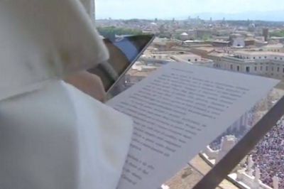 Ya se puede inscribir en la JMJ: El Papa Francisco ha sido el primero