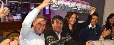 """""""Esta es la lista que va a ganar las elecciones"""" dijo Daniel Venanzi"""