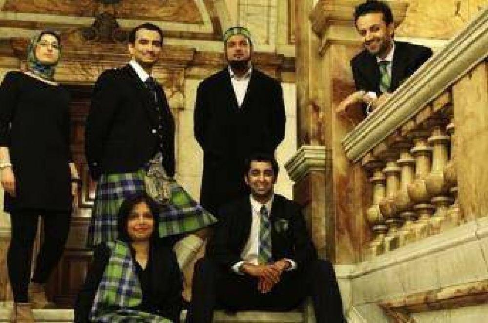 Musulmanes escoceses comparten su rica historia online