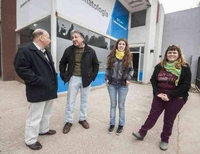 Bromatolog�a municipal inaugur� su nueva sede
