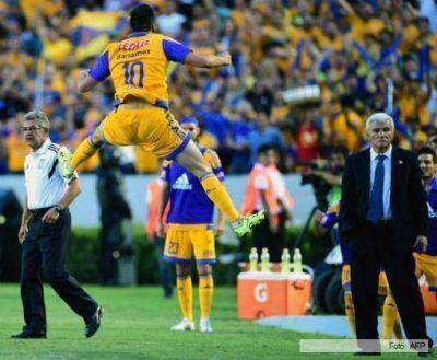 Los hinchas de Tigres agotaron las 45 mil entradas para ver la final