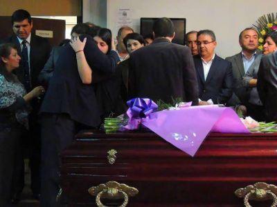 Emotivo adiós a Silvia Moreta en la Legislatura