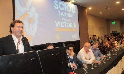 El sciolismo pidió a peronistas cordobeses que voten al FPV en las Paso y en octubre