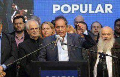 Scioli pidió que la Corte Suprema vuelva a estar integrada por cinco miembros
