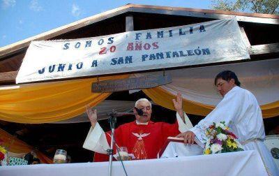 Finalizó la 20ª Cabalgata de la Fe: organizadores estiman que hubo más de 70 mil personas y 12 mil jinetes