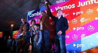 Tras festejar con Macri, el