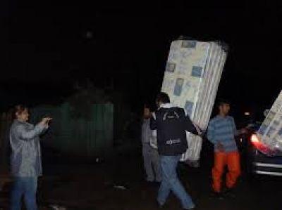 Todav�a no se registran evacuados por creciente