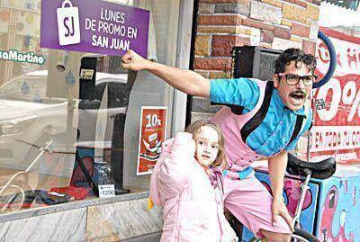 Estrategia consensuada para promocionar las ventas en comercios de la calle San Juan