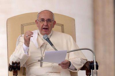 Papa Francisco: Para vencer el sida hay que estar unidos