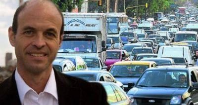 El Subsecretario de Transporte porteño analizará el tránsito local junto a Sergio Rosa