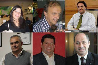 Obras, seguridad y empleo, los ejes de campaña en la Región