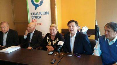 Duras declaraciones de Carri� en San Luis contra el jefe de Gabinete An�bal Fern�ndez
