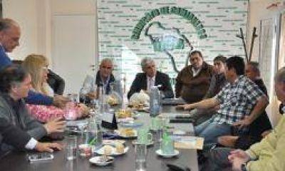 La CGT riojana confirmó su respaldo al oficialismo para el #9A