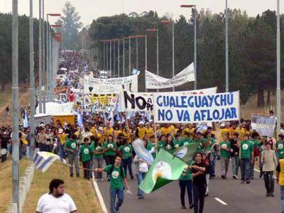 La Asamblea de Gualeguaychú ratificó su intención de reunirse con Timerman