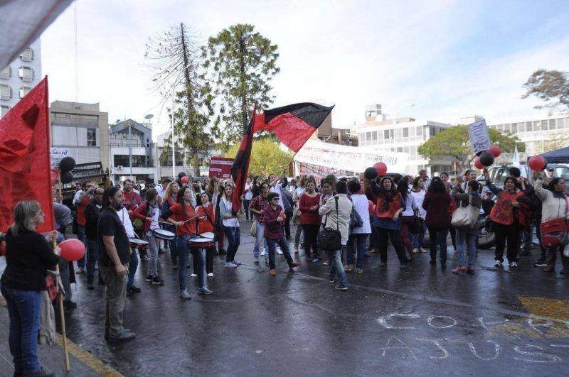 Agmer Paraná anunció que profundizará el plan de lucha