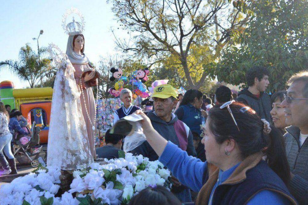 Santa Anita una tradición arraigada en la provincia