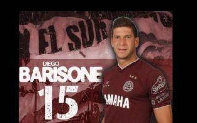 Postergaron Lanús-San Martín por la muerte del jugador Barisone