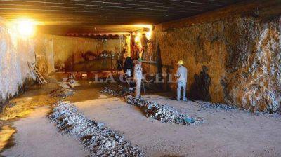 El túnel de calle Córdoba ya está abierto y esta semana montarían el puente Mendoza