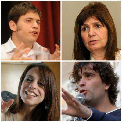 Los precandidatos a diputados por la Ciudad