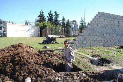 �Donde se est� construyendo la Casa del Cuatricentenario es tierra santa y hay restos humanos�