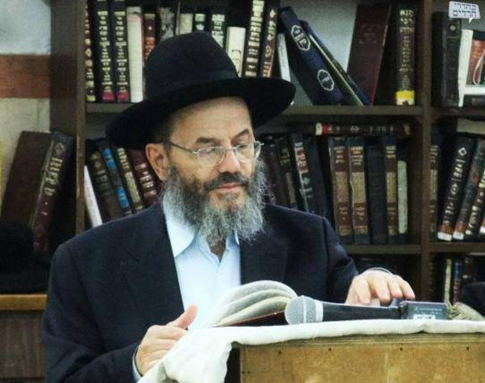Llega el Rabino Najum Neriah a la Argentina