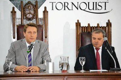 """Bordoni habló de """"aprietes"""" y Trankels lo acusó de mentir"""