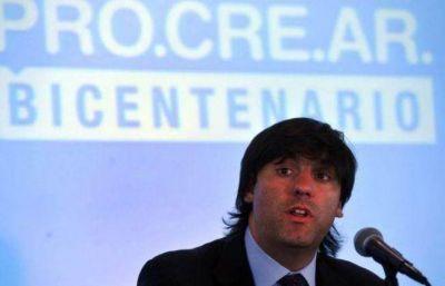 Bossio visita el Chaco, con el Procrear como eje de la agenda