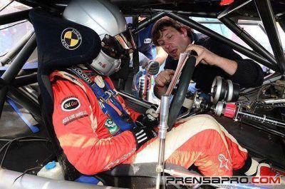 Fede Alonso con el 'Toro' en Paraná