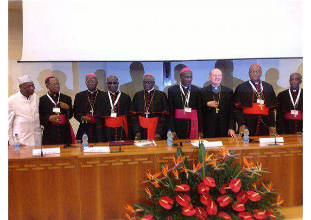 Apertura del Año de la Reconciliación en África