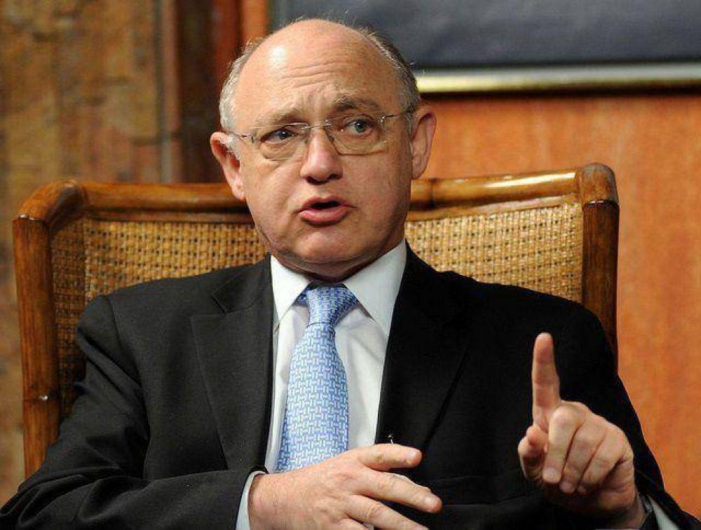 La AMIA destacó el reclamo que hizo Héctor Timerman a EE.UU. por el pacto nuclear con Irán