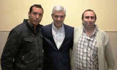 Julián Domínguez se reunió con integrantes de la lista 6 del FPV
