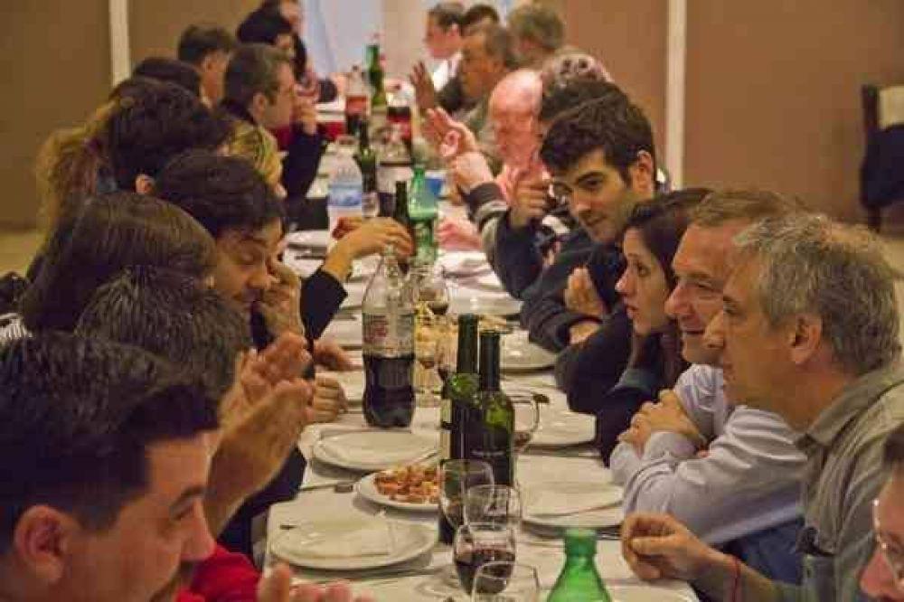Mario Caputo se reunió con los intendentes Eseverri y Cocconi