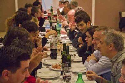Mario Caputo se reuni� con los intendentes Eseverri y Cocconi