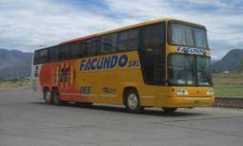 Grave denuncia contra empresas de transporte riojanas