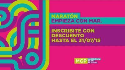 En la Expo Deportes podés inscribirte para el Maratón