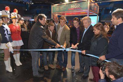 Inauguran la muestra Expodeportes 2015