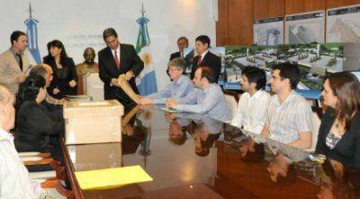 Se presentaron tres ofertas para la construcción del nuevo hospital de San Martín