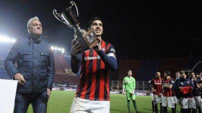 Con la suerte de su lado, San Lorenzo le gan� al M�laga la Euroamericana por penales