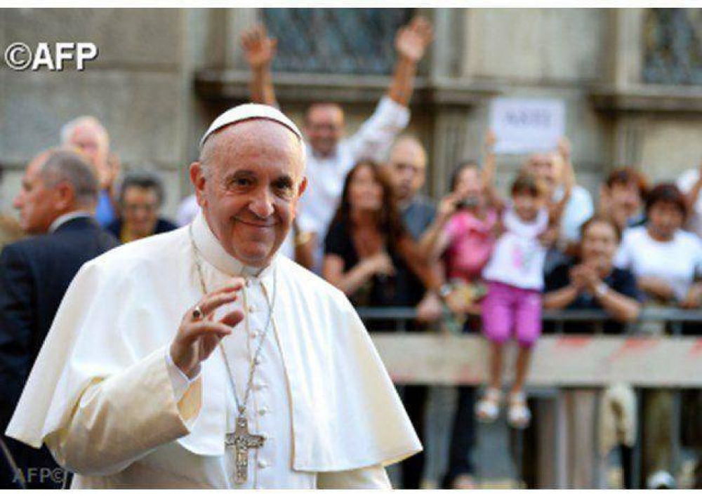 """""""Dejémonos conquistar por Cristo para poder servir a nuestros hermanos"""", el Papa a los jesuitas"""