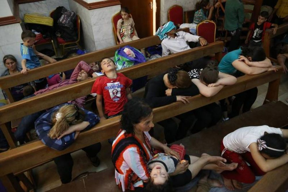 «Los cristianos son los más perseguidos: 100 millones de víctimas de violencia»
